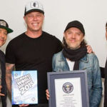 Metallica, prezenta in Guiness Book 2015