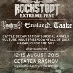 Alte trei noi confirmari la Rockstadt Extreme Fest 2015: Enslaved, Cattle Decapitation si Downfall Of Gaia