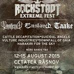 Alte trei noi confirmari la Rockstadt Extreme Fest 2015: Enslaved, Cattle Decapitation si Downfall Of Gaia