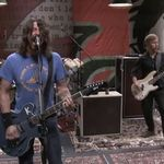 Foo Fighters, o saptamana la Letterman