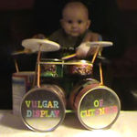 Vulgar Display of Cutiness: Un bebelus canta Pantera (video)