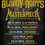 Turneu Bloody Roots si Masterpiece: SMICI 50th Birthday Tour in Transylvania
