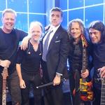 Tarziu, in noapte: Metallica, live la