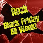 Black Friday All Week pentru toti rockerii din Romania