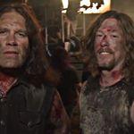 Machine Head: Imagini de la filmarea clipului