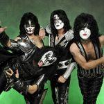 Anii glorie ai trupei Kiss pusi pe hartie