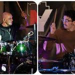 Filmari cu Cristi Dumitrescu (Domination) si Teodor Ciobanu (Electric Fence) de la Drum Stage
