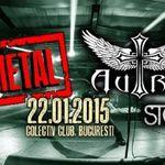 Girls 4 Metal scoate din umbra metalul feminin romanesc pe 22 ianuarie 2015, in Club Colectiv!