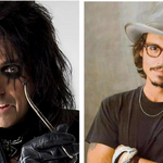 Supergrup format din Johnny Depp, Alice Cooper si Joe Perry