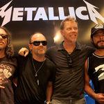Metallica a cantat pentru corporatisti