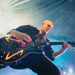 Devin Townsend la Barba Negra - A geek's night out