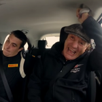 Brian Johnson de la AC/DC a iesit la o tura cu masina in noul episod 'Cars That Rock' - video