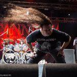 Cannibal Corpse si bradul de Craciun (foto)