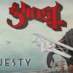 Ghost vin cu o noua piesa - Majesty
