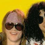 Slash si Axl Rose sunt din nou prieteni?