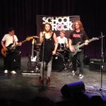 David Ellefson de la Megadeth a cantat cu niste pusti
