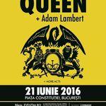 Queen si Adam Lambert au transmis un mesaj special pentru fanii din Romania