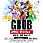 Castiga bilete GRATUITE la Finala mondiala GBOB