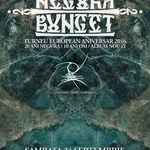 CADAVRUL, Eternal Fire si Inbreed Aborted Divinity vor concerta cu Negura Bunget pe 24 Septembrie