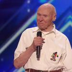 Un batran in varsta de 82 de ani a cantat piesa 'Bodies' la America's Got Talent