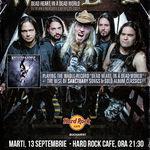 Dreamrites vor canta in deschiderea concertului Warrel Dane de la Hard Rock Cafe