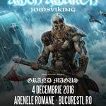 Vikings Circle la concertul Amon Amarth este sold out!