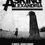 Se scumpesc biletele pentru concertul Asking Alexandria!