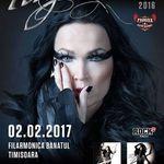 Program si reguli de acces la concertul Tarja Turunen de la Timisoara