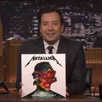 Metallica au cantat in emisiunea lui Jimmy Fallon