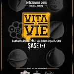 Vita de Vie lanseaza pe 29 octombrie, la Arenele Romane, prima parte a albumului Sase/Sase