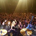 SCARLET AURA a publicat imagini din turneul cu Tarja Turunen