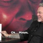 Cum reactioneaza James Hetfield atunci cand vede celebritati purtand tricouri cu Metallica