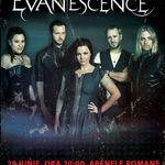 Evanescence la Bucuresti: Ultima saptamana de bilete la pret Earlybird