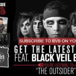 Black Veil Brides au lansat o piesa noua. Asculta 'The Outsider'