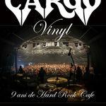 Cargo dezvaluie coperta vinilului pe care il vor lansa pe 25 ianuarie!
