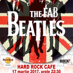 S-au epuizat doua categorii de bilete pentru concertul The Fab Beatles din Hard Rock Cafe