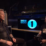 Metallica Live la BBC Radio (interviu)