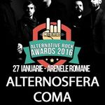 ALTERNOSFERA, COMA si Am Fost La Munte Si Mi-a Placut vor canta la METALHEAD Alternative Rock Awards