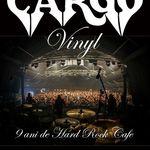 CARGO: poze de la lansarea albumului 'CARGO VINYL' @ Hard Rock Cafe