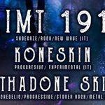 Klimt 1918, Koneskin si Methadone Skies la SoundArt Festival 2018