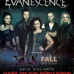 Killa, Sede Vacante si Fall Has Come canta alaturi de Evanescence la Bucuresti