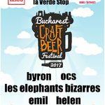 Rock, punk, indie, electro si jazz la Bucharest Craft Beer Festival