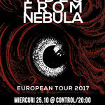 AFLMSMP vor canta cu Tides From Nebula pe 25 octombrie in Club Control