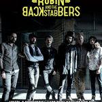 Robin and The Backstabbers la Hard Rock Cafe: Categoria VIP este SOLD OUT!