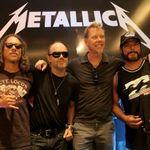 Metallica au cantat un cover Van Halen pe scena din California
