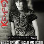 Kempes la Hard Rock Cafe: Categoria VIP este Sold Out