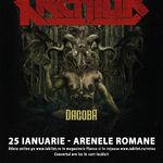 Vader se altura concertului Kreator si Dagoba de pe 25 Ianuarie de la Arenele Romane