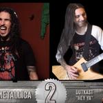 Anthony Vincent revine cu 10 piese in stilul Metallica
