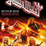 Judas Priest la Bucuresti: Ultima saptamana de bilete reduse