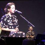 Dave Grohl a cantat alaturi de fiica sa de 12 ani (video)